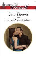 The Last Prince of Dahaar [Pdf/ePub] eBook
