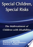 Special Children  Special Risks