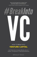 #BreakIntoVC