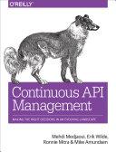 Pdf Continuous API Management Telecharger