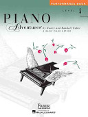 Piano Adventures Level 5 Performance Book Book