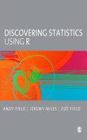 Discovering Statistics Using R Pdf/ePub eBook