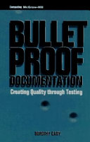 Bulletproof Documentation