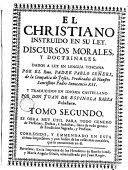 El cristiano instruido en su ley, 2