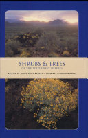 Shrubs and Trees of the Southwest Deserts