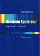 Grammar Spectrum One