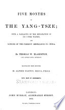 Five Months on the Yang Tsze