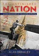The Unfinished Nation  A Concise History of the American People Book PDF