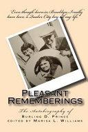Pdf Pleasant Rememberings