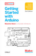 Pdf Getting Started with Arduino Telecharger