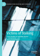 Victims of Stalking