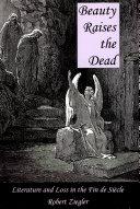 Pdf Beauty Raises the Dead