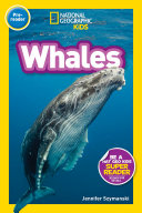 National Geographic Readers  Whales  Pre Reader
