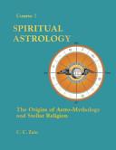 Spiritual Astrology Book
