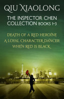 The Inspector Chen Collection 1 3
