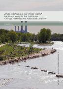 """""""Wann wird's an der Isar wieder schön?"""" – Die Renaturierung der Isar in München"""