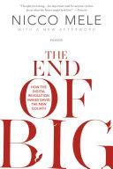 The End of Big Pdf/ePub eBook