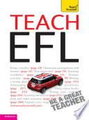 Teach English as a Foreign Language  Teach Yourself  New Edition  Book