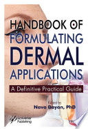 Handbook of Formulating Dermal Applications