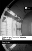 Deleuze and Guattari's 'What is Philosophy?'