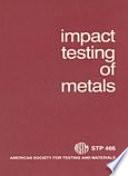 Impact Testing of Metals
