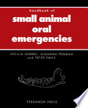 Handbook Of Small Animal Oral Emergencies Book PDF