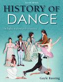 History of Dance  2E