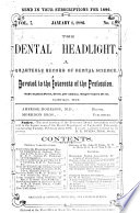 Dental Headlight