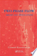Two Phase Flow Book PDF