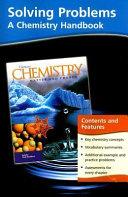 Glencoe Chemistry Solving Problems
