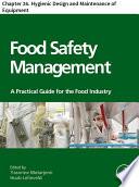 Food Safety Management