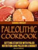 Paleolithic Cookbook [Second Edition]