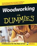 Woodworking For Dummies [Pdf/ePub] eBook