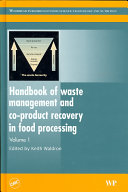 Handbook Of Waste Management And Co Product Recovery In Food Processing Book PDF