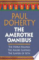 The Amerotke Omnibus Ebook