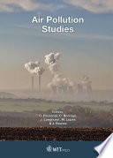 Air Pollution Studies Book