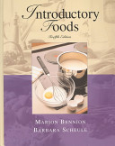 Introductory Foods Book