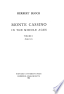 Monte Cassino In The Middle Ages