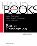 Handbook of Social Economics ebook