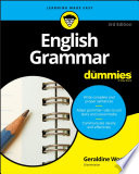 List of Dummies Grammar E-book