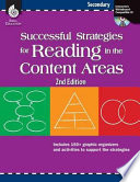 Successful Strategies for Reading in the Content Areas  Secondary Book