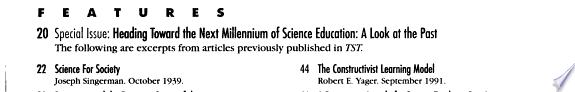 The Science Teacher