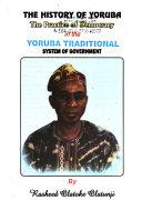 The History Of Yoruba