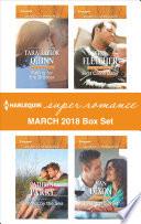 Harlequin Superromance March 2018 Box Set