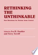Rethinking the Unthinkable