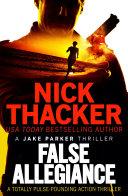 False Allegiance [Pdf/ePub] eBook