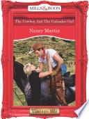 The Cowboy And The Calendar Girl  Mills   Boon Vintage Desire  Book