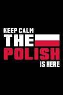 Poland Flag Notebook