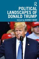 Political Landscapes of Donald Trump Pdf/ePub eBook