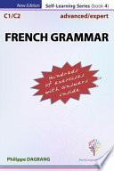 French Grammar Advanced/Expert